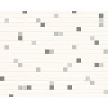AS Création Mustertapete Simply Decor Tapete metallic schwarz 607744 10,05 m x 0,53 m