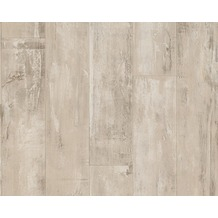 AS Création Mustertapete in Vintage Holzoptik Authentic Walls Tapete beige schwarz 916419 10,05 m x 0,53 m