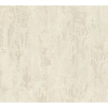 AS Création Mustertapete in Vintage Optik Havanna Tapete beige creme metallic 326514 10,05 m x 0,53 m