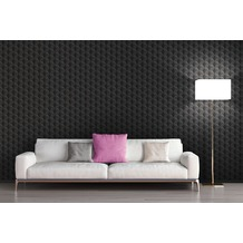 AS Création Mustertapete mit Glitter Life 3, Vliestapete, schwarz 10,05 m x 0,53 m