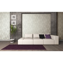 AS Création Mustertapete mit Glitter Spot 3 Vliestapete metallic weiß 10,05 m x 0,53 m