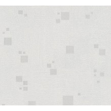 AS Création Mustertapete New Look Vliestapete grau metallic 339215 10,05 m x 0,53 m