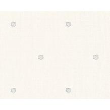 AS Création Mustertapete New Orleans Strukturprofiltapete beige gelb metallic 303942 10,05 m x 0,53 m