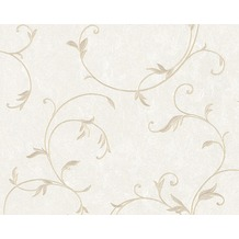 AS Création Mustertapete Romantica 3 Tapete beige creme metallic 304182 10,05 m x 0,53 m