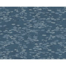 AS Création Mustertapete Soraya Tapete blau grau 305841 10,05 m x 0,53 m