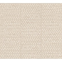 AS Création Mustertapete Urban Life Vliestapete beige metallic 326573 10,05 m x 0,53 m