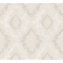 AS Création neobarocke Mustertapete Memory 3 Vliestapete beige creme metallic 329891 10,05 m x 0,53 m