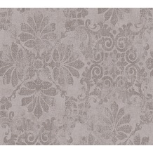 AS Création neobarocke Mustertapete Memory 3 Vliestapete braun metallic 329875 10,05 m x 0,53 m