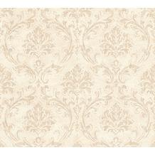 AS Création neobarocke Mustertapete New Look Papiertapete beige 324462 10,05 m x 0,53 m