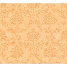 AS Création neobarocke Mustertapete New Look Papiertapete orange 324464 10,05 m x 0,53 m