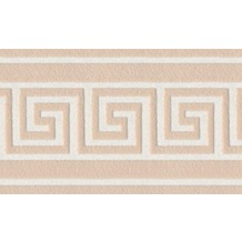 AS Création selbstklebende Bordüre Only Borders 9 beige 895929 5,00 m x 0,04 m