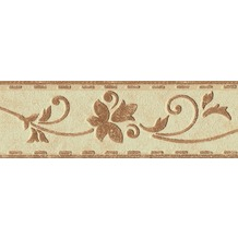 AS Création selbstklebende Bordüre Only Borders 9 beige braun 259028 5,00 m x 0,05 m