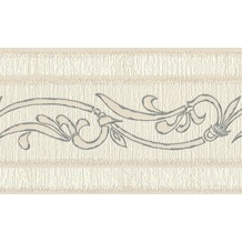 AS Création selbstklebende Bordüre Only Borders 9 beige metallic 263513 5,00 m x 0,13 m