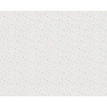 AS Création Shabby Chic Mustertapete Liberté, Tapete, blau, rosa, weiß 305252 10,05 m x 0,53 m