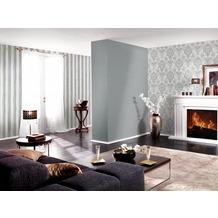 AS Création Shabby Chic Mustertapete Shabby Style, Vliestapete, beige, grau, metallic 10,05 m x 0,53 m