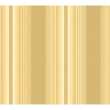 AS Création Streifentapete Hermitage 10 creme metallic 330851 10,05 m x 0,53 m