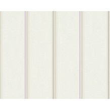 AS Création Streifentapete OK 7, Vliestapete, beige, braun, creme 300064 10,05 m x 0,53 m