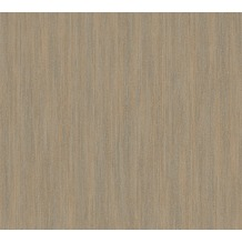 AS Création Streifentapete Siena Tapete braun metallic 328825 10,05 m x 0,53 m