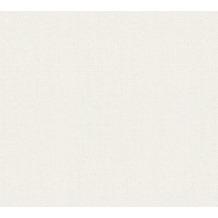 AS Création Strukturprofiltapete Jubelwände Tapete creme weiß 359702