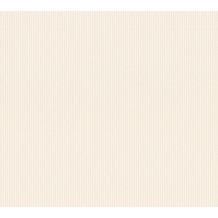 AS Création Strukturtapete Midlands Vliestapete creme 10,05 m x 0,53 m