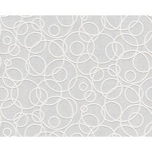 Strukturtapete weiß überstreichbar  Tapeten, Farbe & Lacke mit Muster: gepunktet   Hertie.de