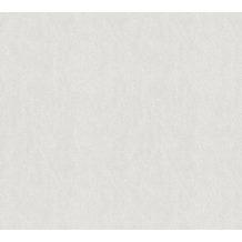 AS Création Vliestapete Meistervlies Strukturtapete überstreichbar weiß 145314