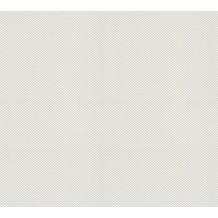 AS Création Vliestapete Meistervlies Strukturtapete überstreichbar weiß 145512