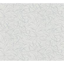 AS Création Vliestapete Meistervlies grafische Tapete überstreichbar weiß 252111