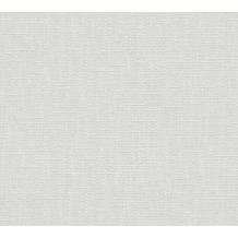 AS Création Vliestapete Meistervlies Strukturtapete überstreichbar weiß 167415 10,05 m x 0,53 m