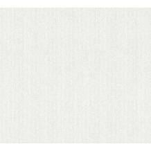 AS Création Vliestapete Meistervlies Strukturtapete überstreichbar weiß 354521 10,05 m x 0,53 m
