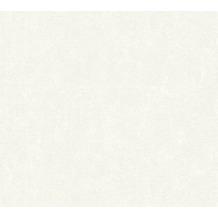 AS Création Vliestapete Meistervlies Strukturtapete überstreichbar weiß 357922 10,05 m x 0,70 m