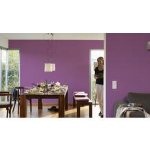 AS Création Uni-, Strukturtapete Colourfast, Vliestapete, violett 10,05 m x 0,53 m