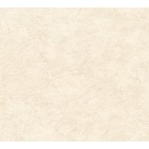 AS Création Uni-, Strukturtapete New Look Papiertapete beige 324482 10,05 m x 0,53 m
