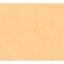 AS Création Uni-, Strukturtapete New Look Papiertapete orange 324484 10,05 m x 0,53 m