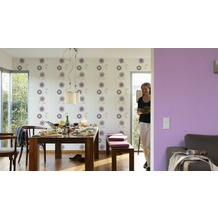 AS Création Uni-, Strukturtapete OK 7, Vliestapete, violett 10,05 m x 0,53 m