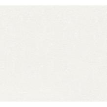 AS Création Unitapete Amory Vliestapete weiß 322661 10,05 m x 0,53 m