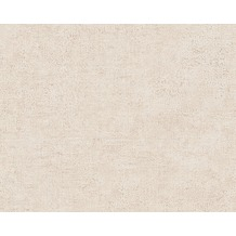 AS Création Unitapete Bohemian Burlesque, Tapete, perlweiß, metallic 960795 10,05 m x 0,53 m