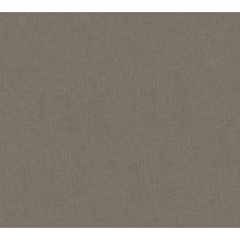 AS Création Unitapete Borneo Tapete schwarz 327191 10,05 m x 0,53 m