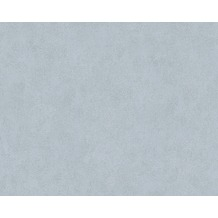AS Création Unitapete Elegance 3, Vliestapete, blau 305101 10,05 m x 0,53 m