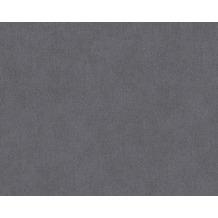 AS Création Unitapete Elegance 3, Vliestapete, grau schwarz 301758 10,05 m x 0,53 m