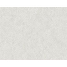 AS Création Unitapete Elegance 3, Vliestapete, grau 301759 10,05 m x 0,53 m