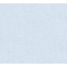 AS Création Unitapete Happy Spring Vliestapete blau 341463 10,05 m x 0,53 m