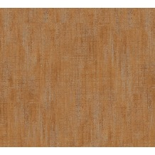 AS Création Unitapete in Vintage Optik Urban Life Tapete metallic orange 327121 10,05 m x 0,53 m