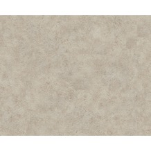 AS Création Unitapete MeisterVlies 5, Vliestapete, beige, braun 960054 10,05 m x 0,53 m