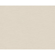 AS Création Unitapete New Classics, Tapete, beige, creme 956274 10,05 m x 0,53 m