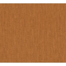 AS Création Unitapete Saffiano braun orange 339848 10,05 m x 0,53 m