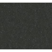 AS Création Unitapete Saffiano metallic schwarz 339862 10,05 m x 0,53 m