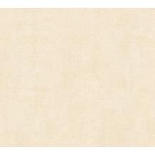 AS Création Unitapete Siena Tapete beige creme metallic 328816 10,05 m x 0,53 m