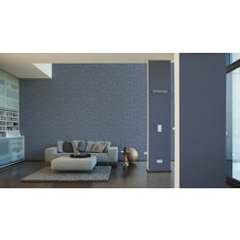 AS Création Unitapete Simply Decor Tapete blau 336514 10,05 m x 0,53 m