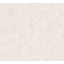 AS Création Unitapete Strukturtapete Essentials Vliestapete Tapete beige 560148 10,05 m x 0,53 m